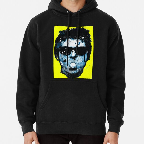 Liam Gallagher Being cheeky Pullover Hoodie