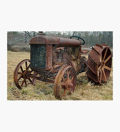 Fordson Tractor  Photographic Print