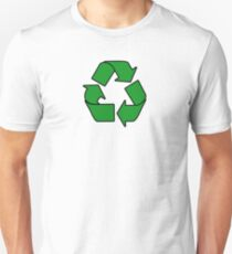 Recycle Sign Gifts & Products Unisex T-Shirt