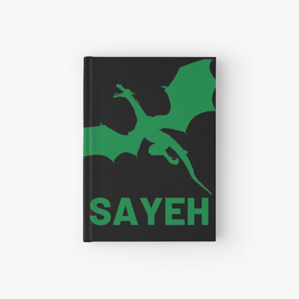 Sayeh Hardcover Journal