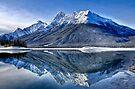 Spray Valley Provincial Park by Justin Atkins