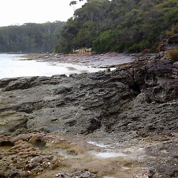 Rocky Shores - Nelson's Beach 2 by smallfox