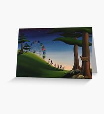Brothers and Sisters Greeting Card
