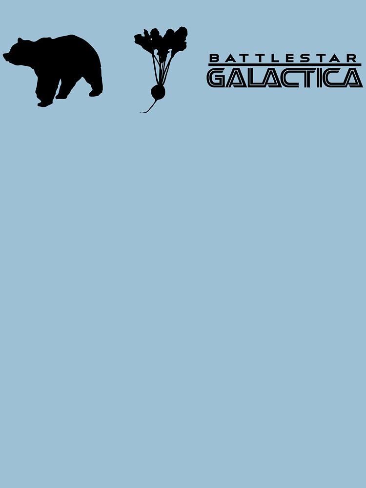 Bears, Beets, Battlestar Galactica | Unisex T-Shirt