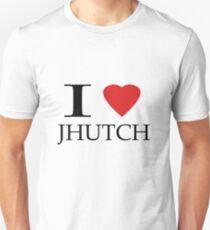 I (heart) Jhutch T-Shirt