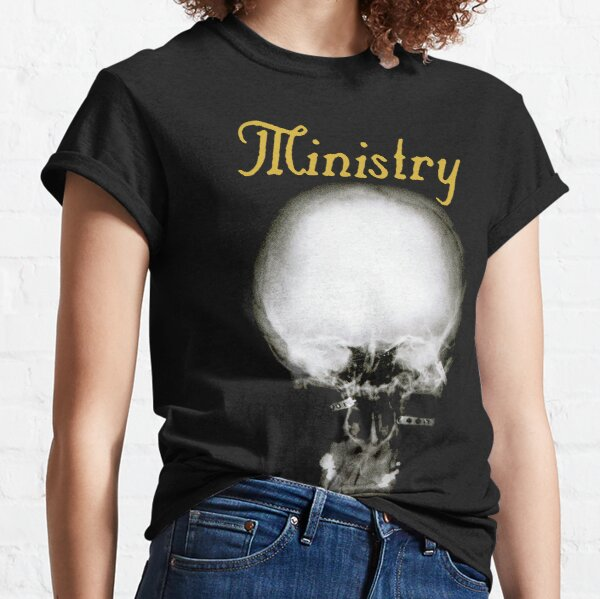 Ministry The Mind Is A Terrible Thing To Taste Classic T-Shirt