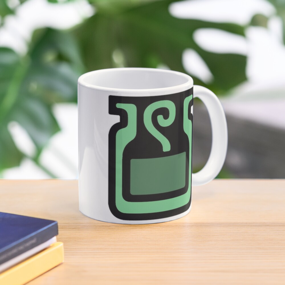 Monster Hunter Potion Mug