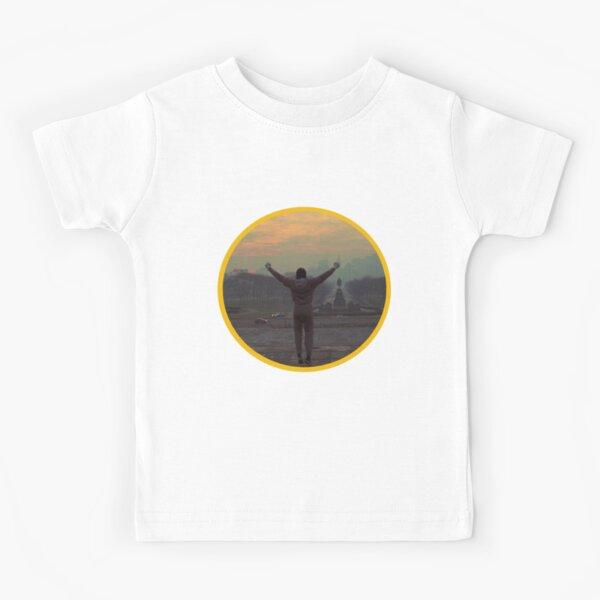 Rocky Balboa possède un maillot de Philadelphie T-shirt enfant