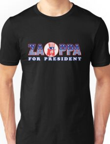 Zappa For President Shirt Unisex T-Shirt