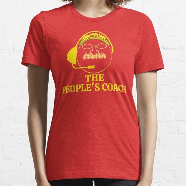 Coach Reid The Peoples Coach KC Design Essential T-Shirt