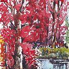 I love a tree by Maree Clarkson