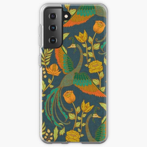 Phoenix Garden Samsung Galaxy Soft Case