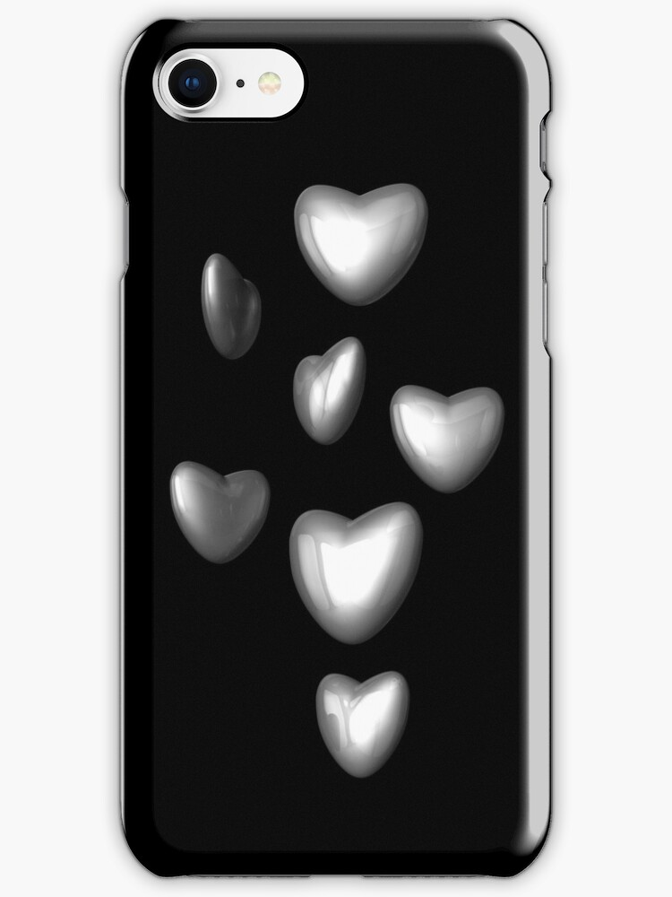 Metal Hearts by venitakidwai1