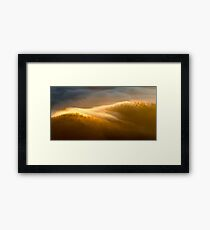 Morning Fire – Great Smoky Mountains National Park, North Carolina Framed Print