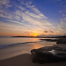 Jibbon Beach Sunrise 2011 by National Park Photography