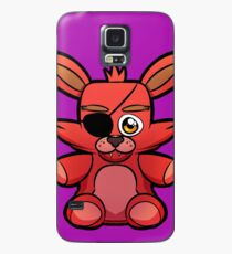 Funda/vinilo para Samsung Galaxy FNAF Foxy felpa