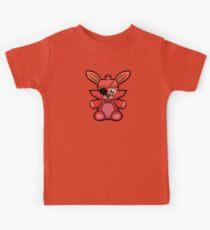 FNAF Foxy Plüsch Kinder T-Shirt