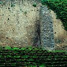 Wall in Green by zdepe