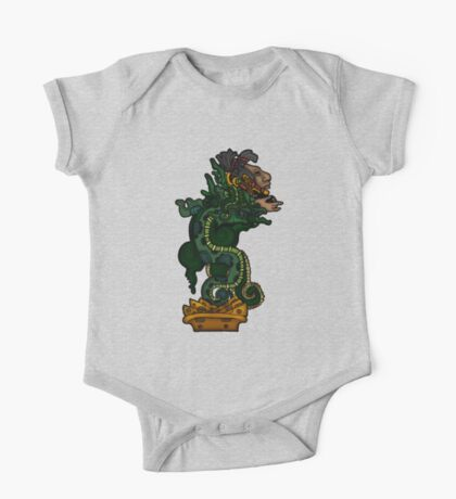 Mayan Serpent God Kids Clothes