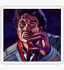 Welcome To Fright Night Sticker