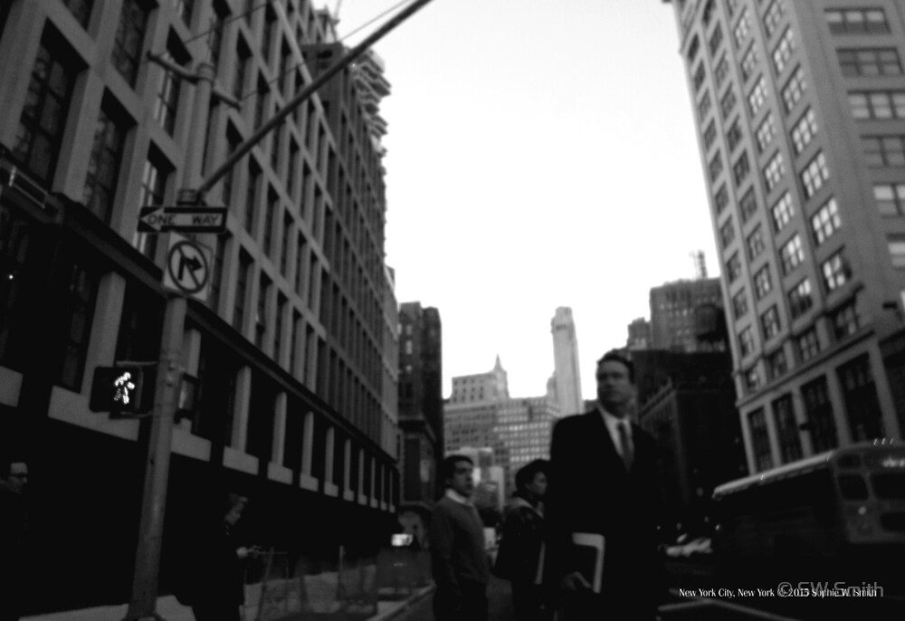 City Life | New York City, New York  by © Sophie W. Smith