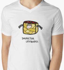 Inspector Lestrudel Men's V-Neck T-Shirt