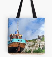 High and Dry Tote Bag