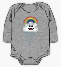 RAINBOW CLOUD One Piece - Long Sleeve