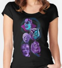 The Monster Squad Women's Fitted Scoop T-Shirt