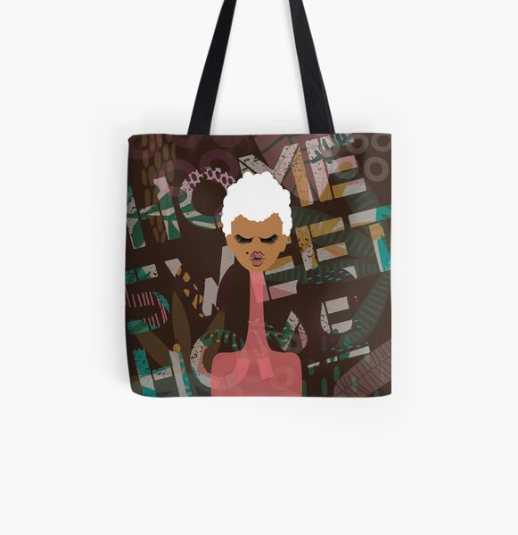 Home Sweet Home All Over Print Tote Bag