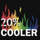 20% Cooler Fire by Nightmarespoon