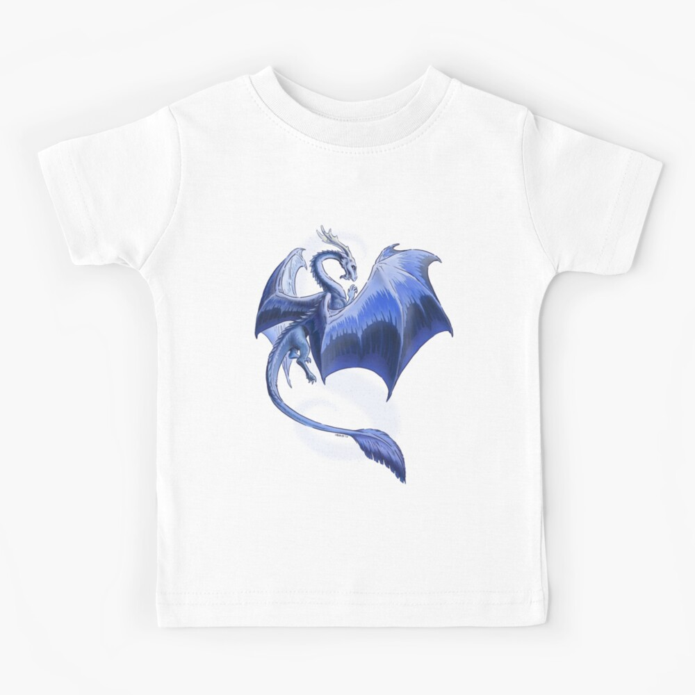 The Dragon of Winter Kids T-Shirt