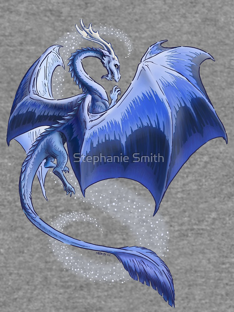 The Dragon of Winter by stephsmith