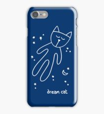 dream cat iPhone Case/Skin