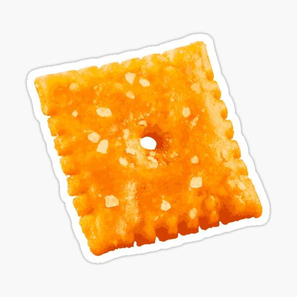 Cheez-It Sticker