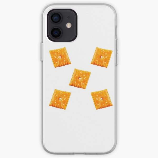 Cheez-Its Pack iPhone Soft Case
