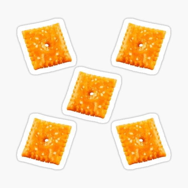 Cheez-Its Pack Sticker