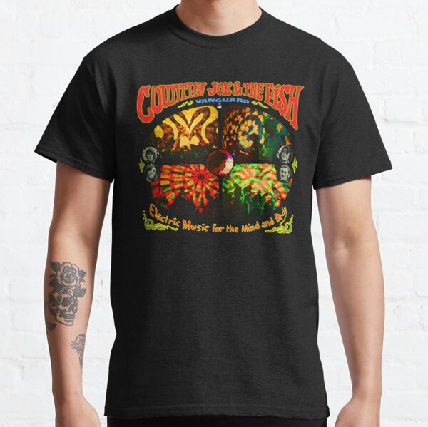 Country Joe and the Fish Shirt Classic T-Shirt