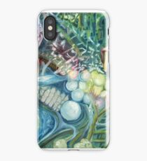 Letting go of barriers iPhone Case/Skin