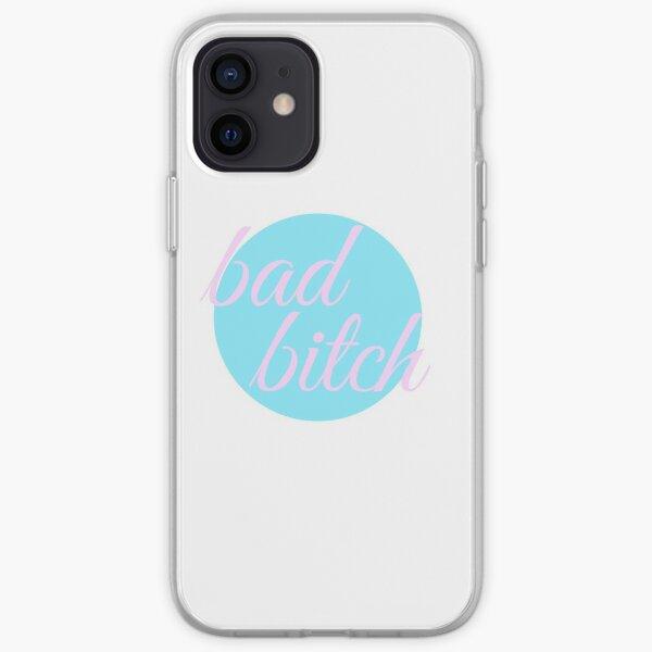 Bad Bitch Coque souple iPhone