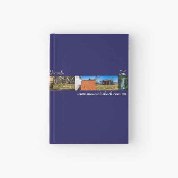 Mountain Shack Travels Hardcover Journal