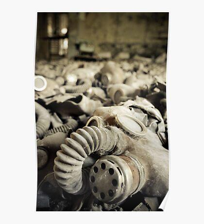 Airless ~ Pripyat  Poster
