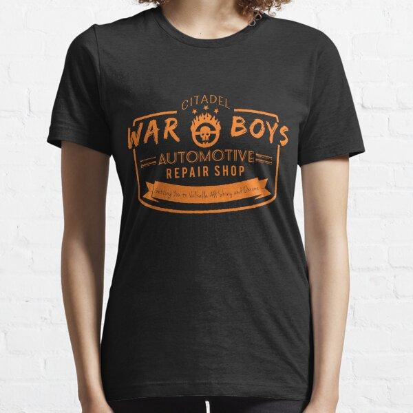 War Boys Auto Repair Essential T-Shirt