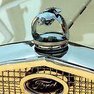 Ford Quail Mascot by SuddenJim