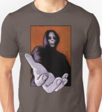 Death Goes In Fear of What It Cannot Be Unisex T-Shirt