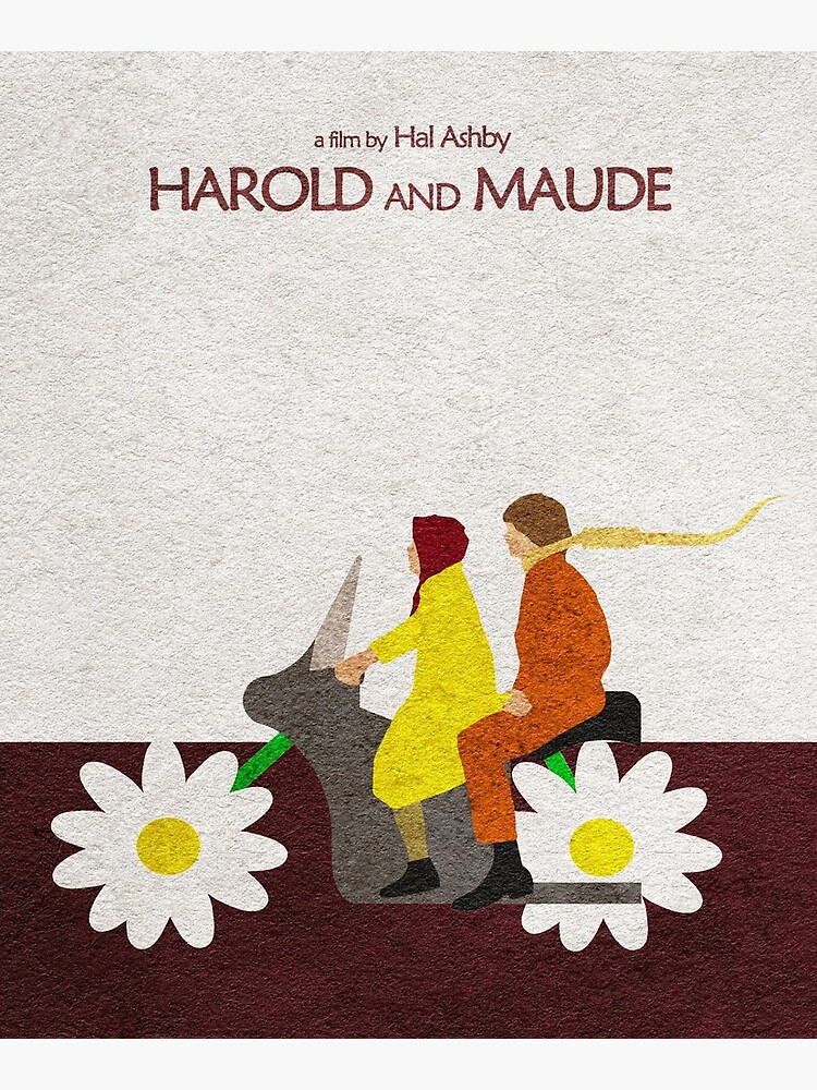 Harold and Maude by geekmywall