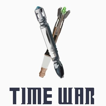 Time War  by SallySparrowFTW