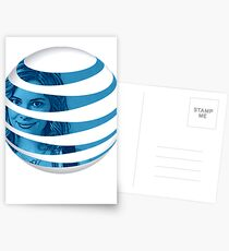The AT&T of People Postcards