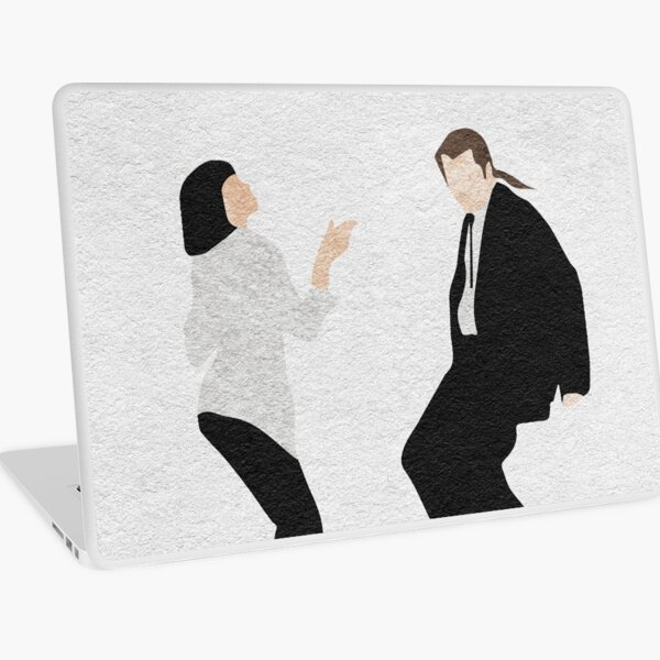Pulp Fiction 2 Laptop Skin