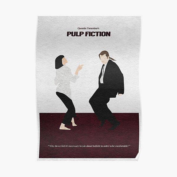 Pulp Fiction 2 Póster